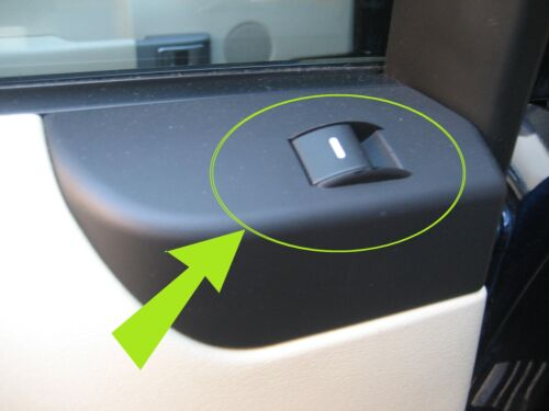 Original Range Rover L322 2002-2013 Ventana Eléctrica interruptor Vogue Gcat Delantero Trasero