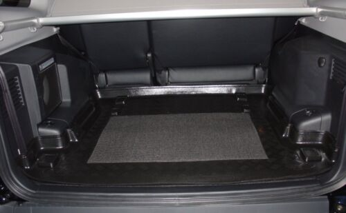 Bj Kofferraumwanne passend für Mitsubishi Pajero Lang V80 4x4 5-tr 2007