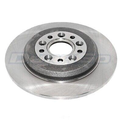 Disc Brake Rotor Rear IAP Dura BR900856