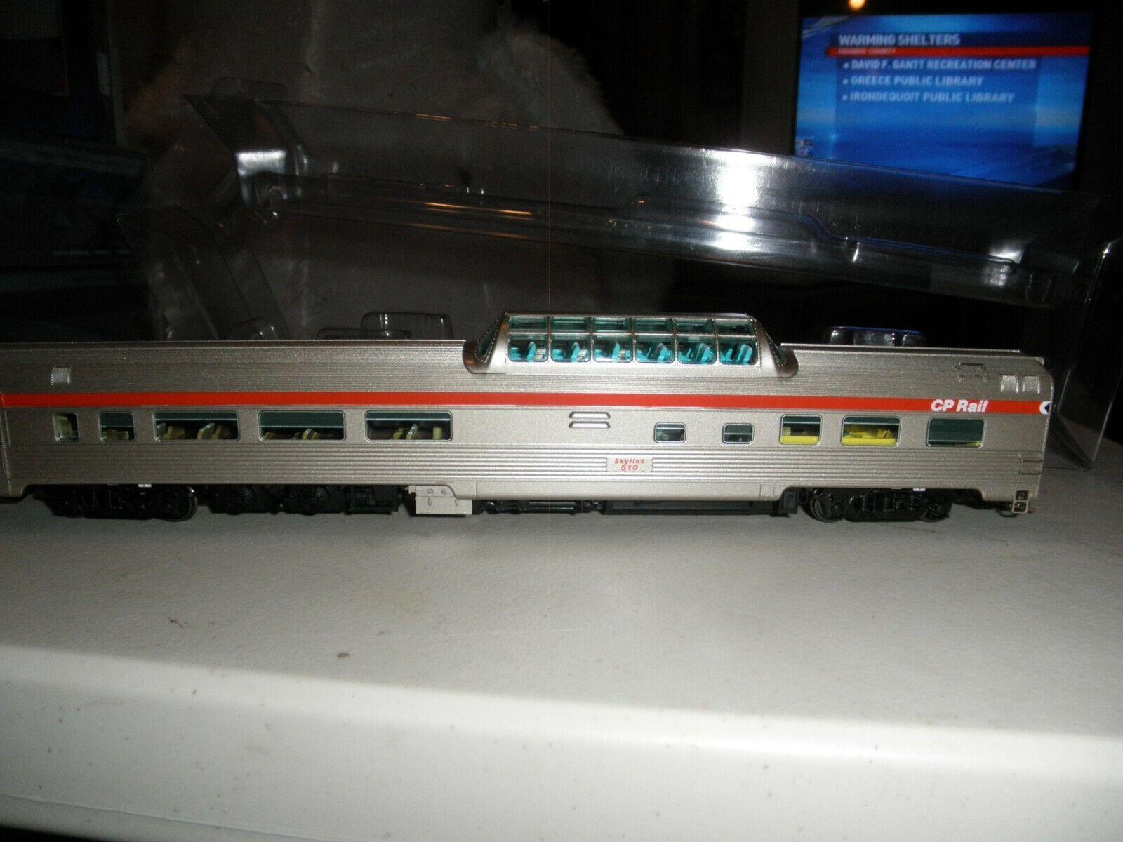 C.P. Rail-Budd Mid-Tren Dome Coche