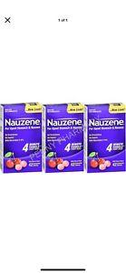 Nauzene Nausea Relief Chew Tabs A++ for PREGNANCY or MIGRAINE 42 ct...