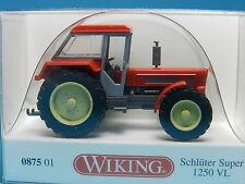 WIKING 087501 TRAKTOR SCHLÜTER SUPER 1250 VL 1:87