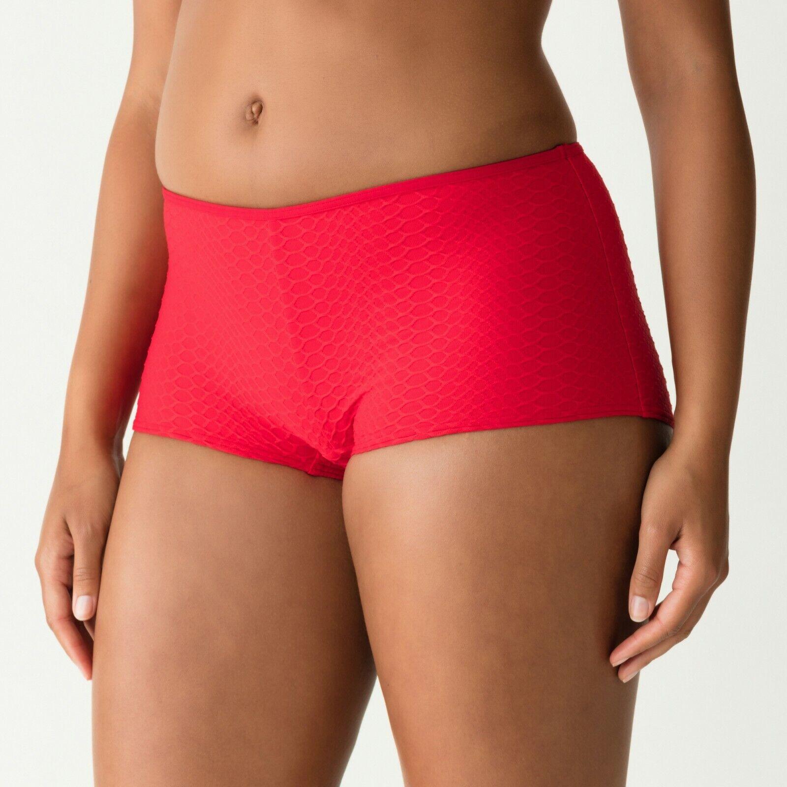 Prima damen Swim Bikini Shorty Shorty Shorty Canyon Rot True rot Slip Hose Bademode Shorts | Sofortige Lieferung  | Ausgezeichnete Leistung  | Online Kaufen  e68789