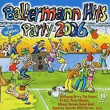 Ballermann-Hits-Party-2006-von-Various-CD-Zustand-gut