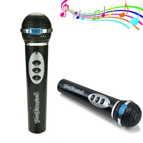 Children Boys Girls Mic Microphone Karaoke Singing Kids Funny Music Toy Gifts US