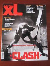 XL REPUBBLICA # 38 2008 THE CLASH OASIS BOY GEORGE CATERINA MURINO VITA DA EMO