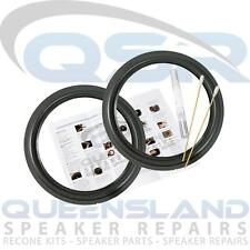 "15"" Genuine Foam Surround Repair Kit for Tannoy Speakers HPD Gold CoAx (FR15TAN)"