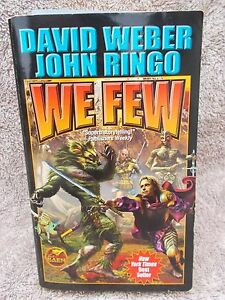 WE-FEW-BOOK-4-TANSY-DAVID-WEBBER-amp-JOHN-RINGO-P-B