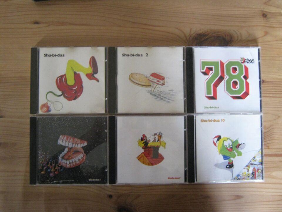 shu.bi.dua: dansk cd, andet