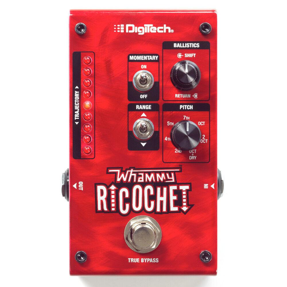 DigiTech Whammy Ricochet Pitch Shift Guitar Effects Pedal