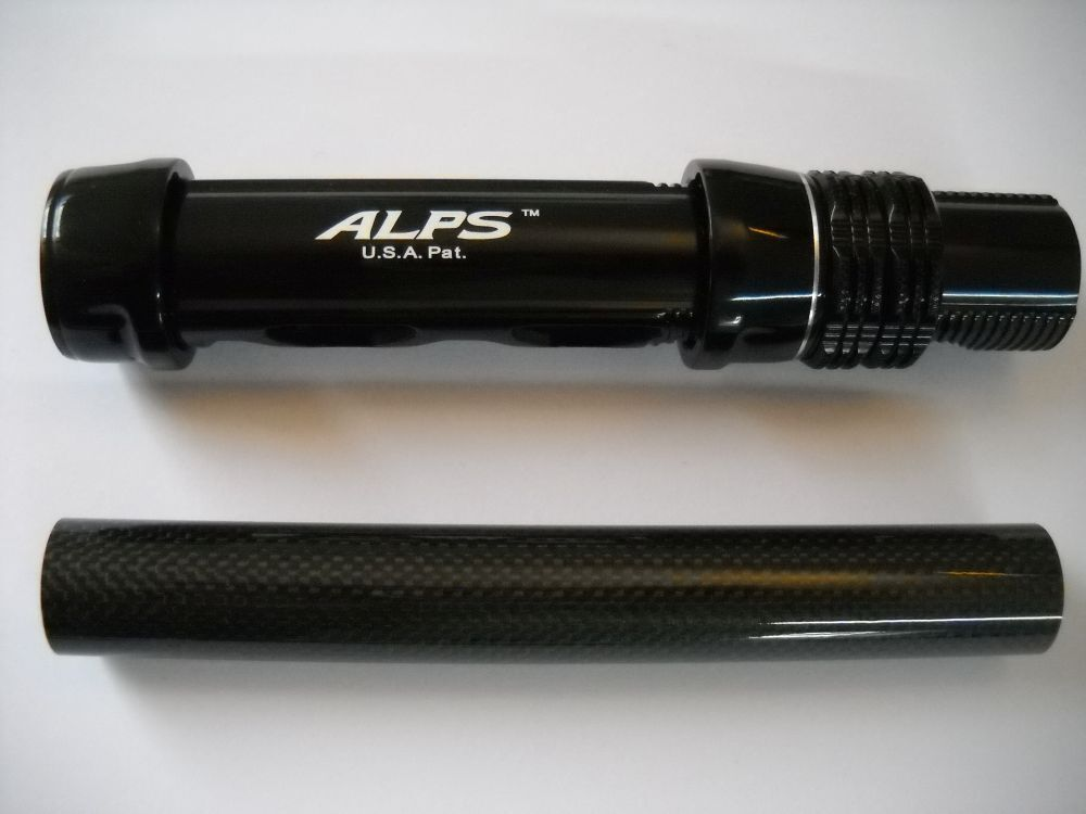 Alps Alu B Rollenhalter CAH18SDTC- B Alu / --- Rutenbau --- d7c0eb