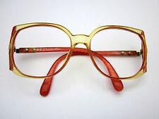 Christian Dior gafas versión gafas bastidor 2366 talla 54-16, vintage para 1980