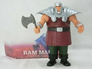 200x Mattel He-Man Masters of the Universe MOTU Ram Man  New