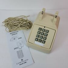 Home Intuition Amplified Single Line Corded Desk Telephone Loud Ringer Ash Parts