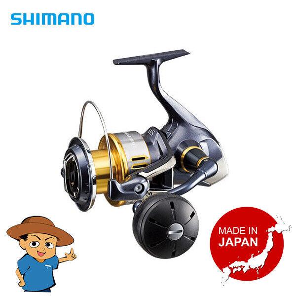 Shimano TWIN POWER solo Weave 6000PG para pesca Spinning carretes carretes carretes de Japón f2cc4b