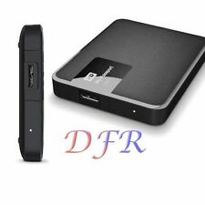 "HARD DISK ESTERNO MY PASSPORT 3TB WESTERN DIGITAL  ULTRA 2,5"" USB3.0 BLACK"