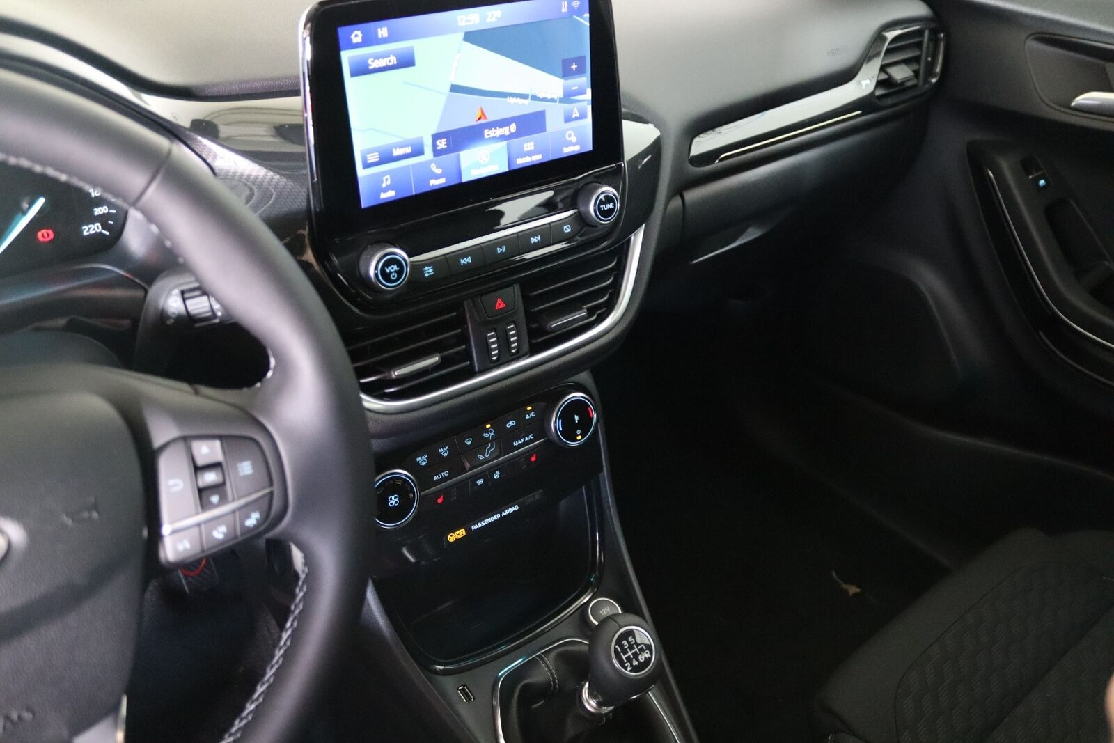 Ford Puma 1,0 EcoBoost mHEV Titanium - billede 11