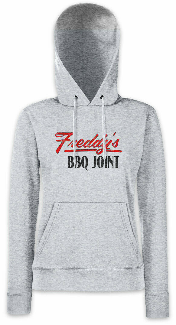 FrotDY'S BBQ JOINT Damen Hoodie Kapuzenpullover Restaurant Logo Company Hayes Hayes Hayes | New Style  82c8d6
