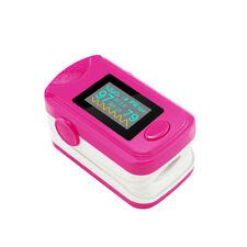 Us Top Pulse Oximeter Finger Blood Oxygen Spo2 Monitor Pr Pi Rr Respiratory Rate