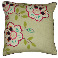 Grey 30 x 50 Cm Catherine Lansfield Lion Monochrome Velvet Filled Cushion