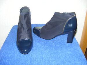 Eye High New Cm Nobel Ankle 7 Heel Blue 40 blu New Gr Stivaletti qAw76WT