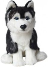"Faithful Friends Siberian Husky 12"" Soft Toy Dog"