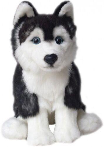Faithful Friends Siberian Husky 12 Soft Toy Dog
