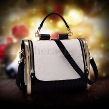 Fashion Women Handbag Shoulder Tote Ladies Purse Leather Messenger Crossbody Bag