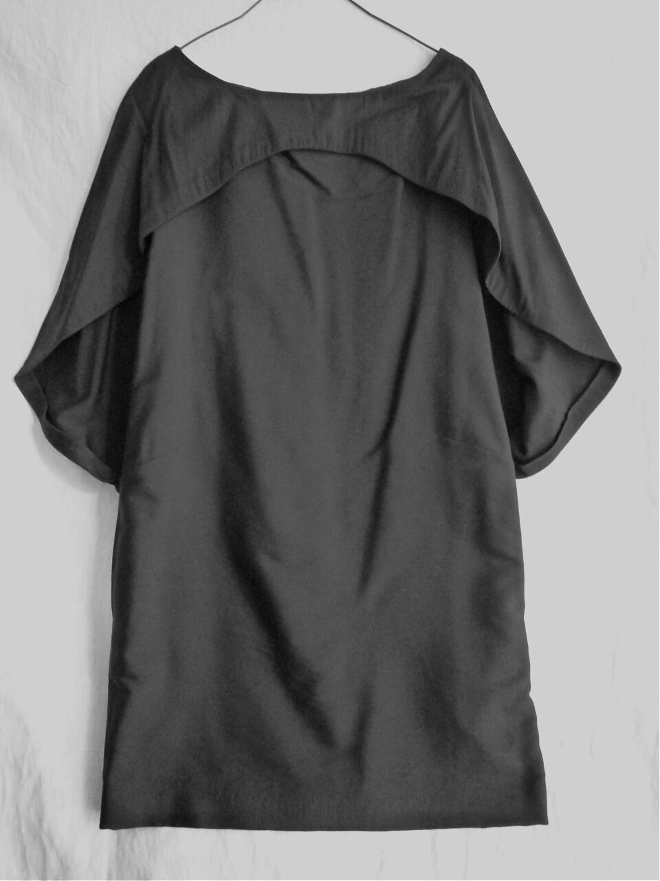 CHLOE  WOOL BLENDED CAPE Robe Taille 36