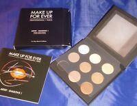 Make Up Forever Artist Shadows 1 Palette In Box