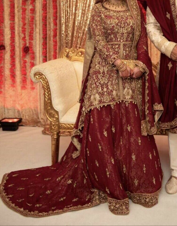 Luxury Womens Designer lengha