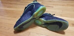 bffacb845d NIKE AIR MAX PENNY 05 HOH 438793-033 black/electric green Size 14 | eBay