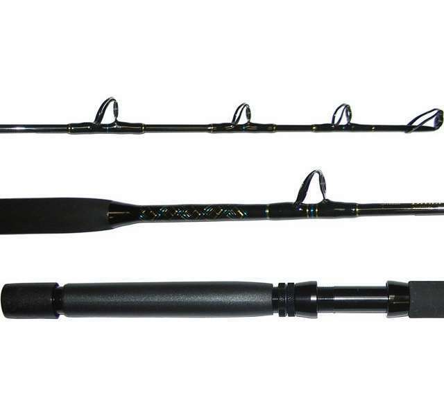 Sea Striker Billfisher SSU3080C Solid Glass  Stand-up Rod NEW  new exclusive high-end