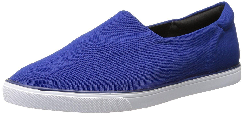 Nine West Women's Blast Fabric Fashion Sneaker, bluee bluee, Size 10.0 US 8 UK