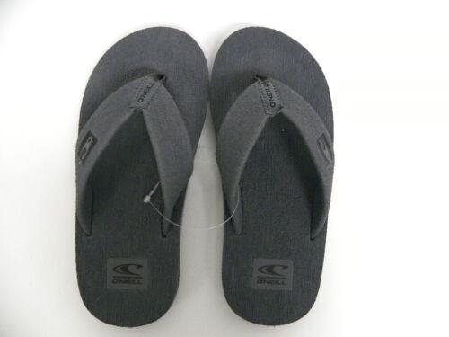 O/'Neill Boys Flip Flops sandals sz 2//3 Phluff Daddy