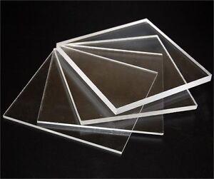 A5-3-mm-10-mm-210-mm-x-148-mm-trasparente-perspex-amp-acrilico-di-vetri-pannelli