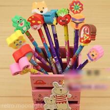 5 Stücke Magie Schreiben  Zeichnen Bleistift w /weich  Radiergummi für Kinder