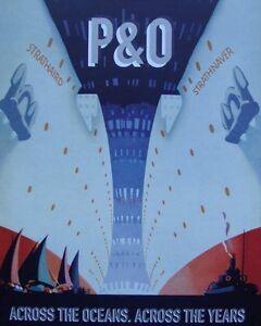 Livre : P&o (paquebots,bateau,compagnie Maritime Transatlantique,buch,guide Qeirhvms-08011121-332580255