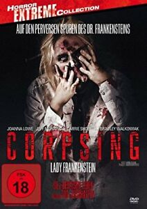 Corpsing-Lady-Frankenstein-Horrofilm-Joanna-Lowe-Jeff-Monahan-NEU-OVP