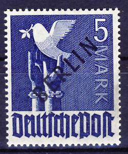 1-Berlin-1949-Mi-Nr-36-postfrisch-aus-1-20-mit-Aufdruck-Falsch-Replica