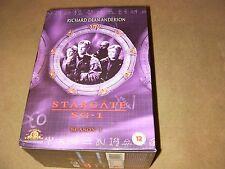 Stargate S.G. 1 - Series 3 - Complete (DVD, 2003, Box Set)