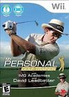 My Personal Golf Trainer With IMG Academies and David Leadbetter (Nintendo Wii, 2010)