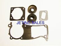 Gaskets & Seals Husqvarna 345 346 350 351 353 & Jonsered 2149, 2150, 2152, 2153