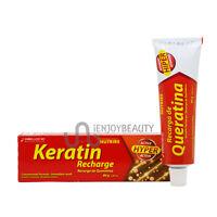 Brazilian Treatment Keratin Recharge Recarga De Queratina 2.82 Oz /w Nail File