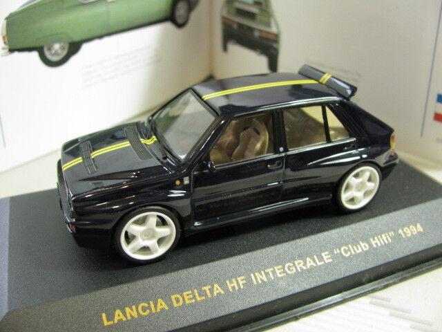 1 43 LANCIA DELTA HF INTEGRALE  Club Hifi  1994 diecast