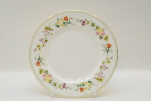 4-Wedgwood-Mirabelle-Dinner-Plate-Plates-10-75-Inch