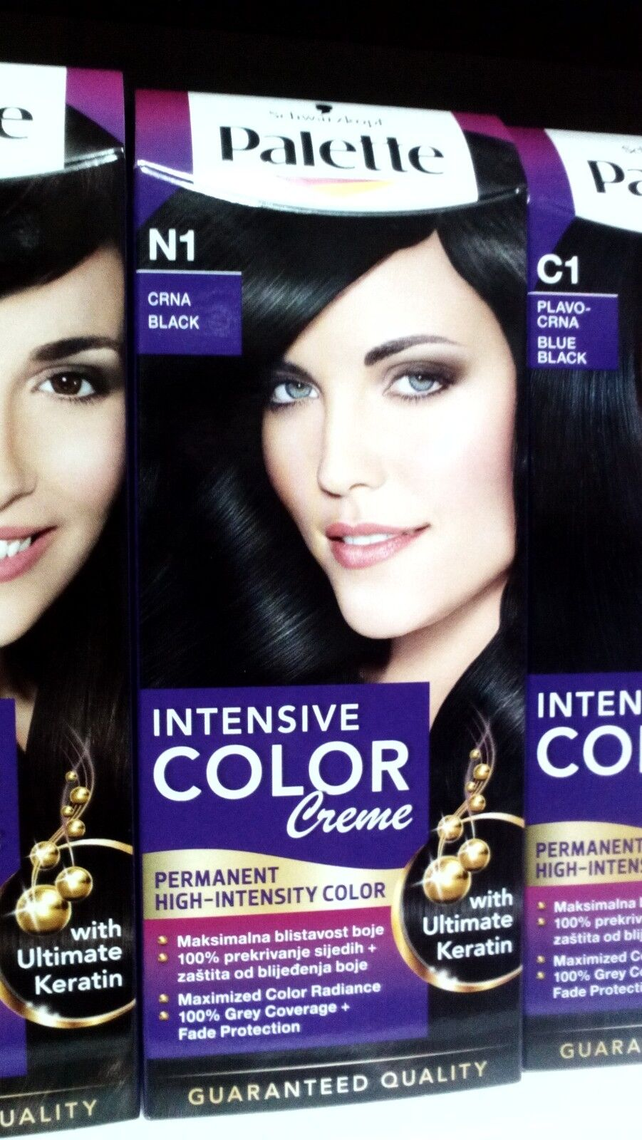 New African American Hair Color Products