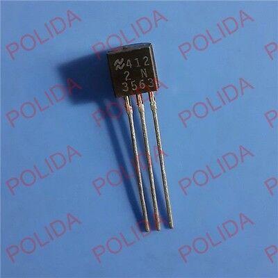 5PCS  Transistor NSC TO-92 2N3563
