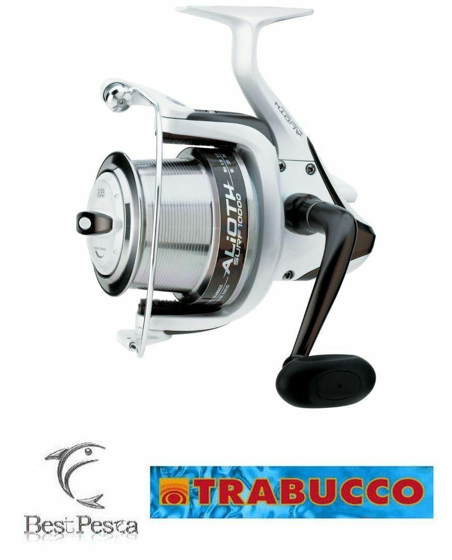 Mulinello TRABUCCO ALIOTH SURF 8000 - codice 035-02-080