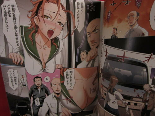 High School Of The Dead Full Color Edition #4 Manga Japanese